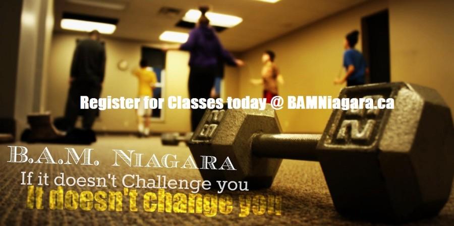 Challenge & Change - BAMNiagara.ca